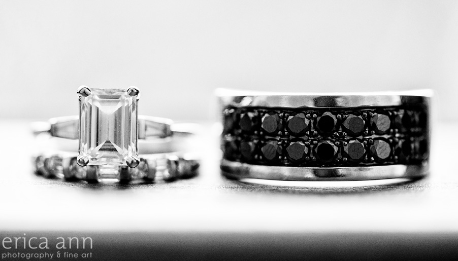 The Tiffany Center Wedding Rings