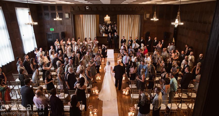 The Tiffany Center Wedding Processional