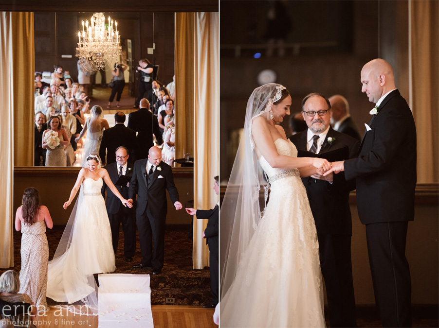 The Tiffany Center Wedding Ring Exchange