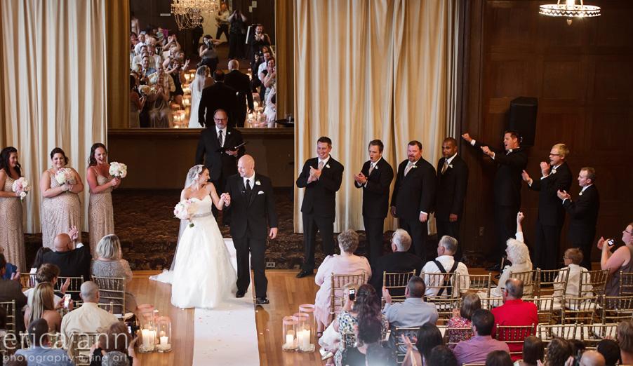 The Tiffany Center Wedding Recessional