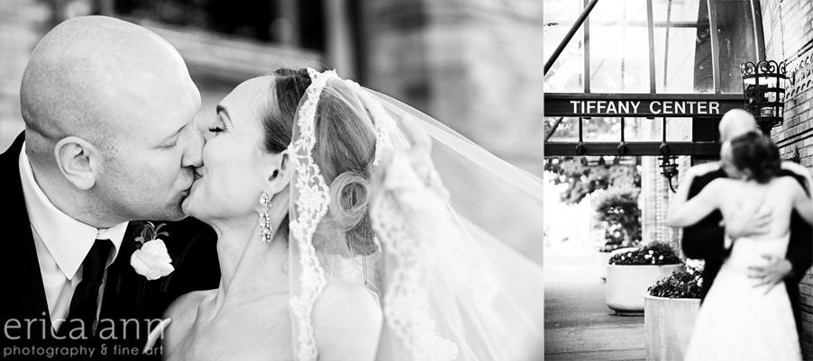 The Tiffany Center Wedding