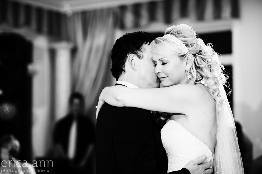 first dance emotional black and white