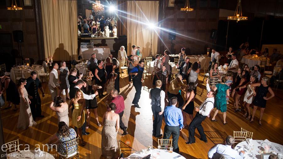 The Tiffany Center Wedding Dancing