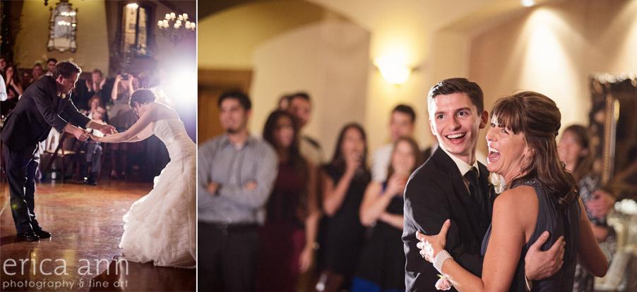 Zenith Vineyard Wedding Reception