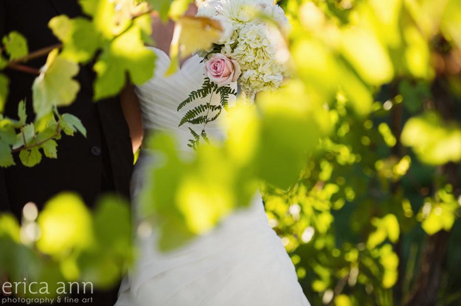 Zenith Vineyard Wedding Ceremony