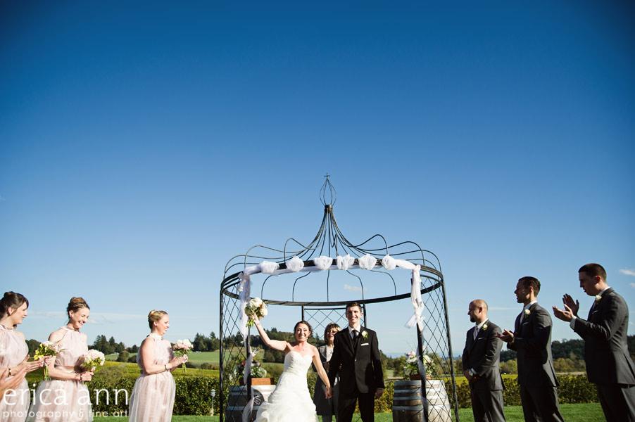 Zenith Vineyard Wedding Photographers