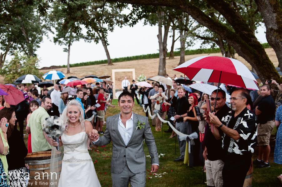 Stoller Vineyard Wedding Photography