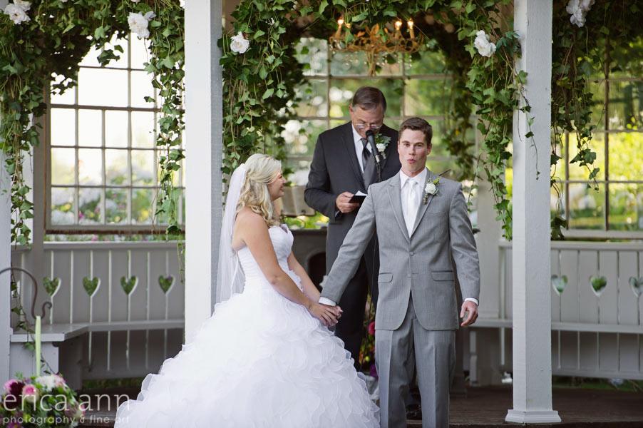Green Villa Gardens Wedding Photography