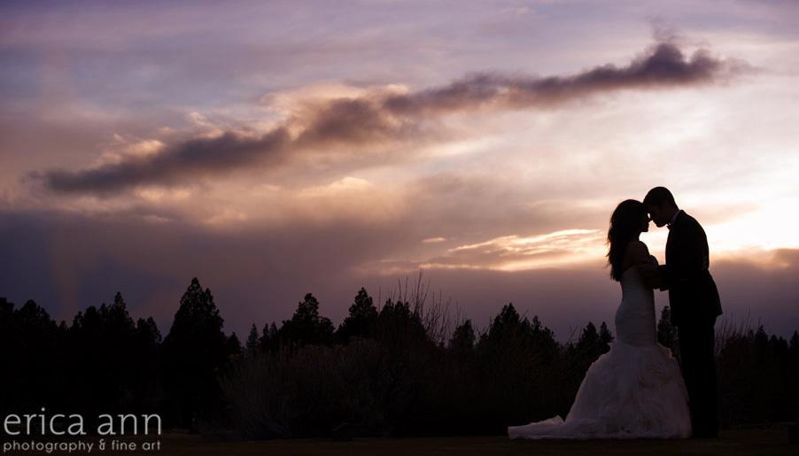 Sunset Bend Wedding Broken Top