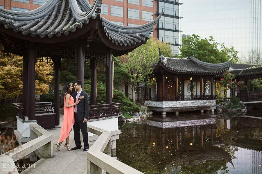 Lan Su Chinese Garden Proposal