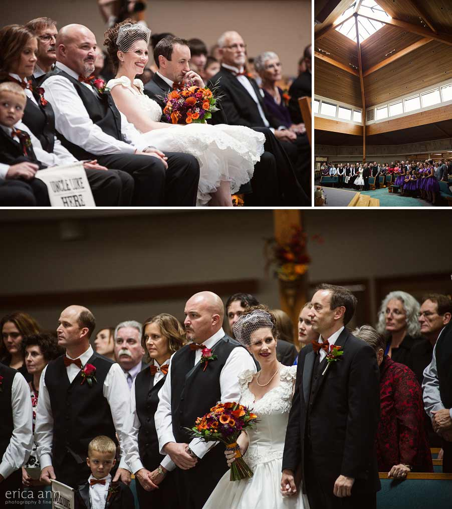 Catholic Wedding Photography