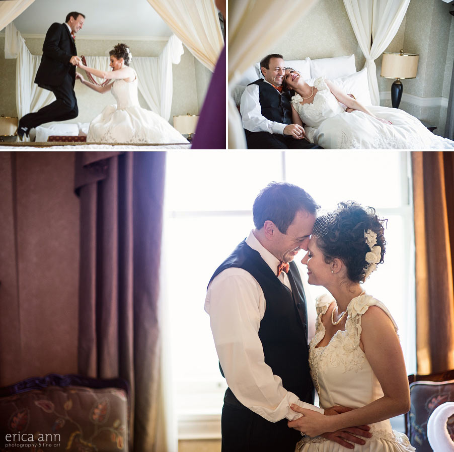 Benson Hotel Wedding
