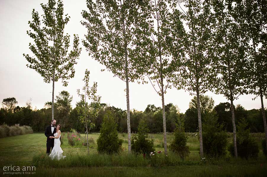 Green Villa Barn Wedding