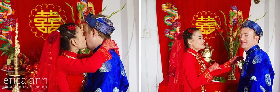 Vietnamese Wedding Ceremony