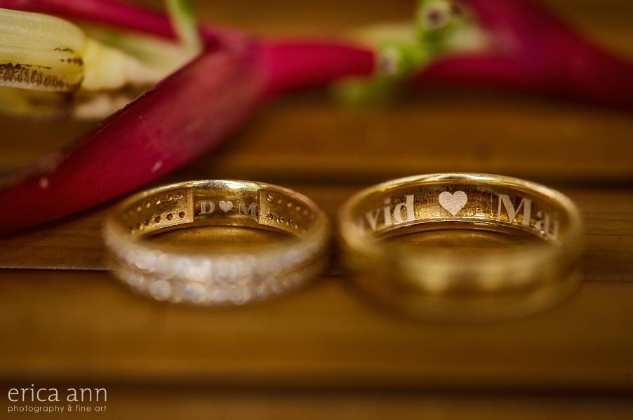Vietnamese Wedding Rings
