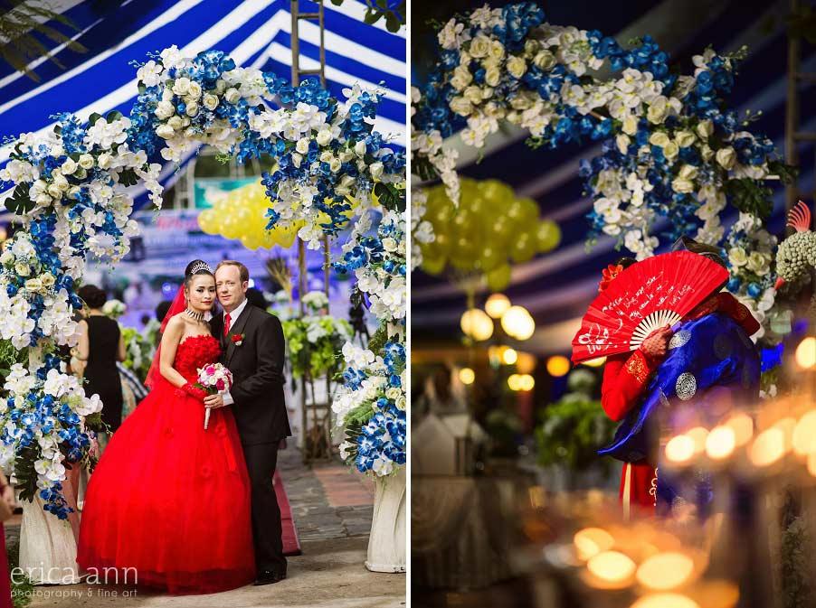 Vietnam Wedding Reception Photography