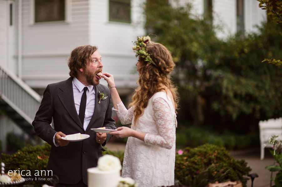 Historic Deepwood Estate Wedding Reception