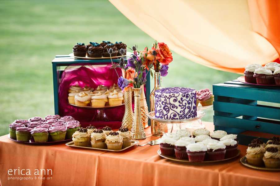 Crazy Backyard Tent Wedding Reception