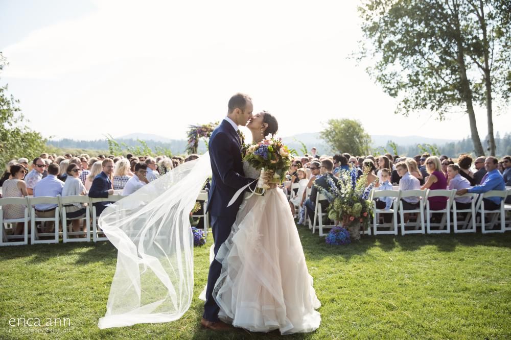 Black Butte Ranch Wedding