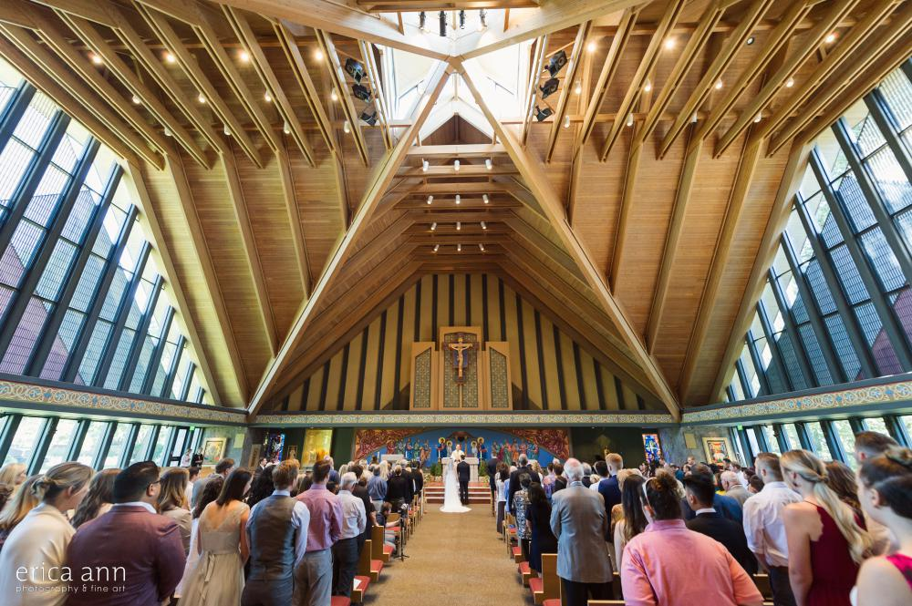 Saint Joseph Catholic Church Wedding