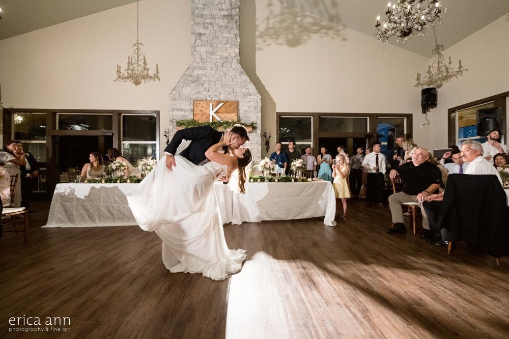 Empress Estate Wedding Reception First Dance