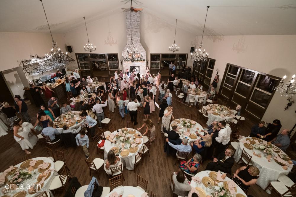 Empress Estate Wedding Reception