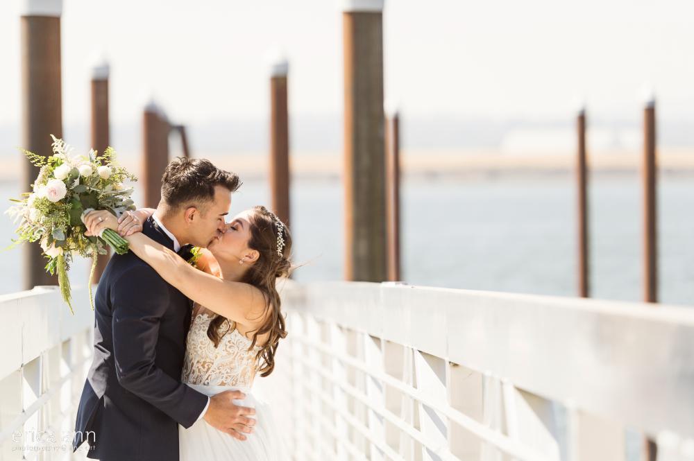 Columbia River Wedding