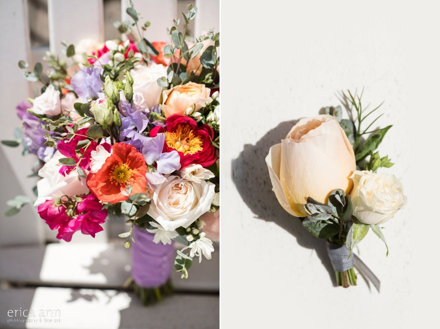 Langdon Farms Wedding Flowers