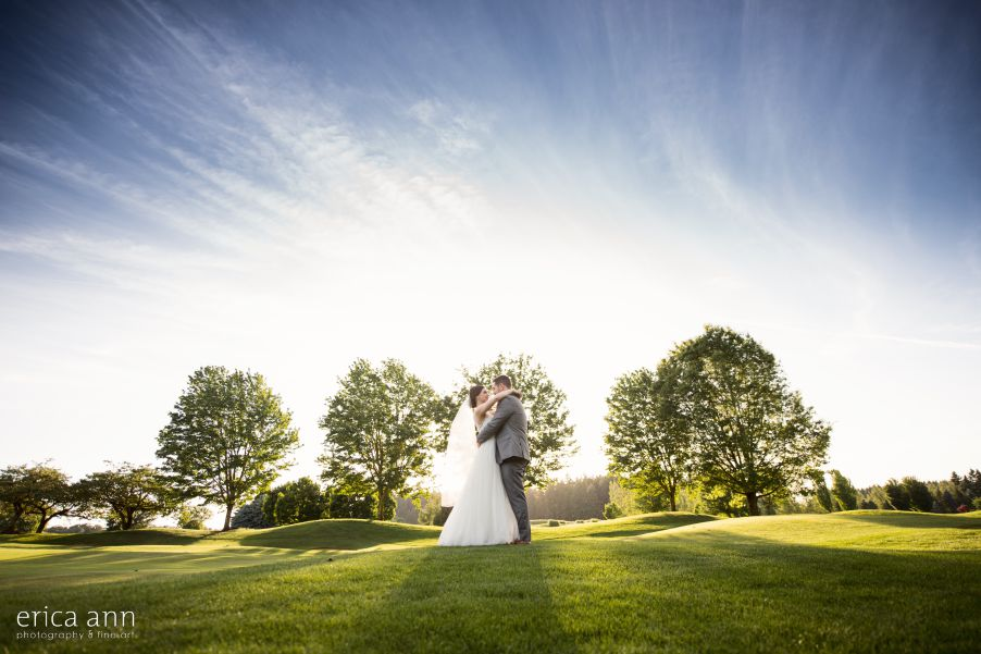 Langdon Farms Wedding Golf Course