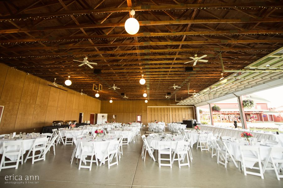 Langdon Farms Red Shed Reception